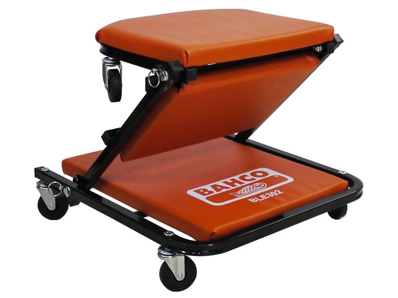 Pojízdné mont.stolička a lehátko BAHCO BLE302