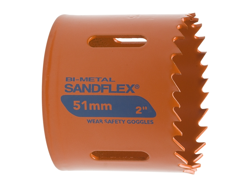 Děrovací pily SANDFLEX® Bi-metal průměr 55mm