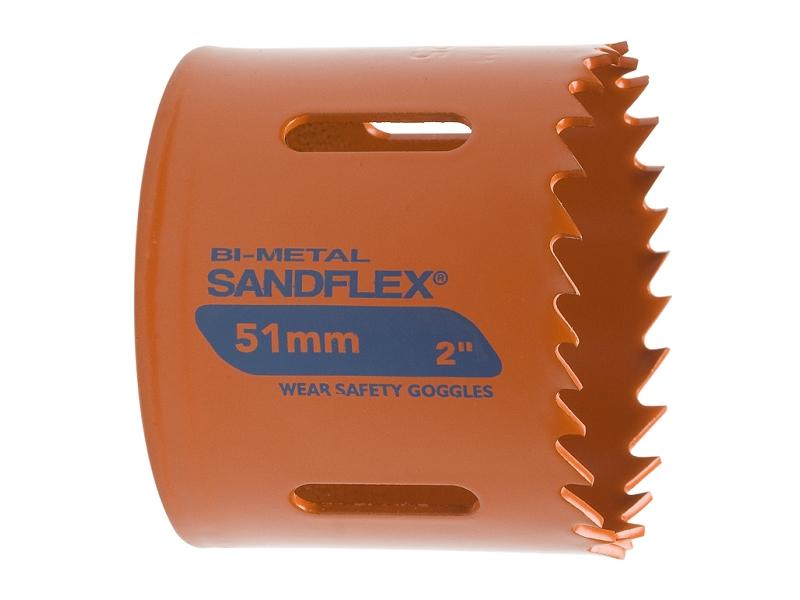 Děrovací pily SANDFLEX® Bi-metal průměr 62mm